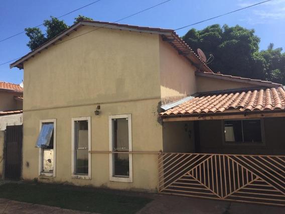 Casa Em Bairro Das Industrias, Senador Canedo/go De 78m² 3 Quartos À Venda Por R$ 150.000,00 - Ca285244