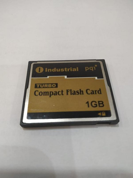 Lote Com 10 Compact Flash 1gb