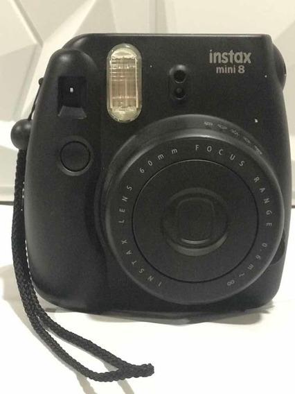 Câmera Polaroide Instax Mini 8 - Fujifilm