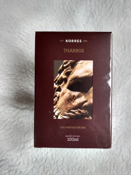 Kit Com 3 Perfume Korres Tarros