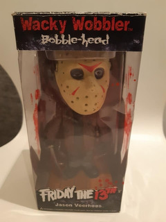 Funko Jason Voorhees Wacky Wobbler Friday The 13th