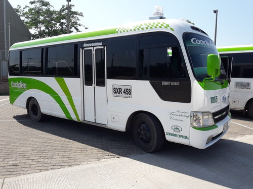 Buseta Hyundai County - Escolar / Especial / Turismo