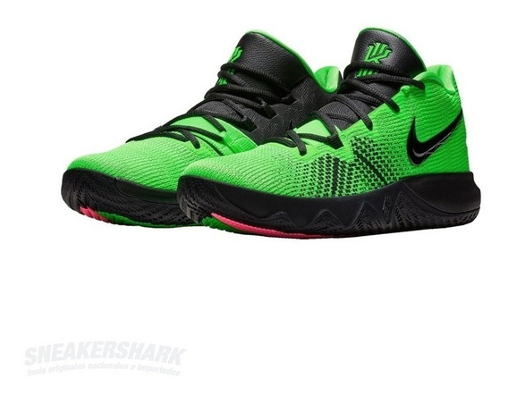 Kyrie Irving Flytrap Green Black Envio Inmediato