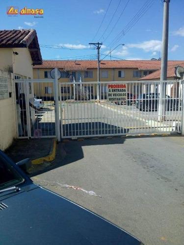 Imagem 1 de 17 de Apartamento Com 2 Dormitórios À Venda, 42 M² Por R$ 140.000 - Vila Carmela I - Guarulhos/sp - Ap0492