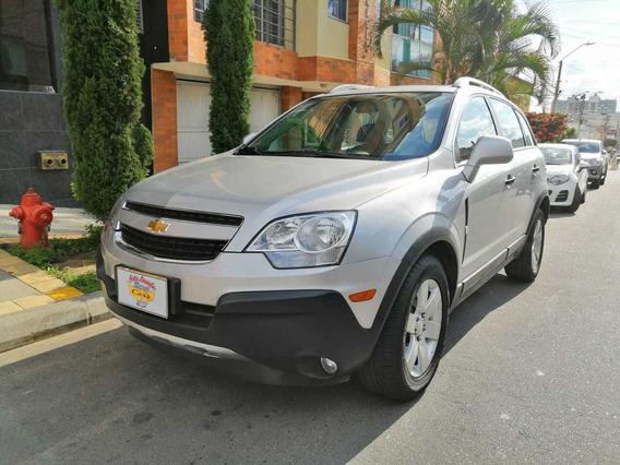 Chevrolet Captiva Sport F.e 2.4 C.c Aut Modelo 2011 U Dueño
