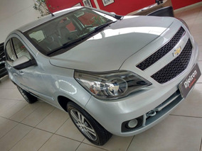 Chevrolet Agile 1.4 Ltz Flex 4p Manual