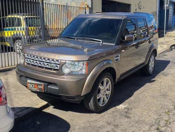 Land Rover Discovery 4 S 2.7 V6 2011 Aut 7l