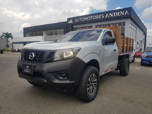 Nissan Np300 Frontier2018 2.5 Mecánica Rwd 643
