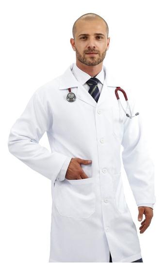 Jaleco Oxford Medico,enfermagem,unissex Promoção 21