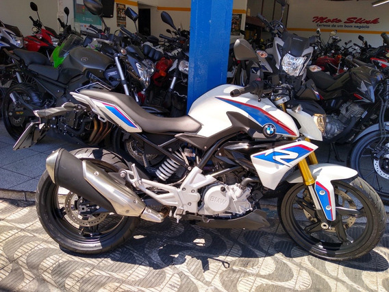 Bmw G 310 R 2017 300km Moto Slink