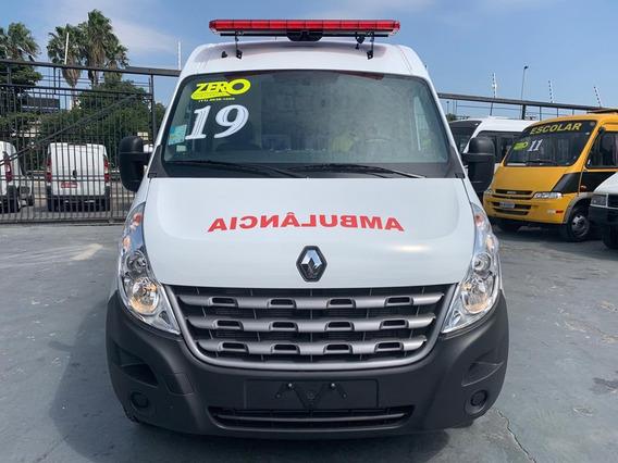 Renault Master Ambulancia Uti Movel