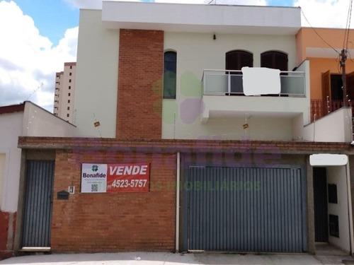 Casa Comercial E Residencial A Venda, Bairro Vila São Bento, Cidade De Jundiaí - Ca10282 - 68995943