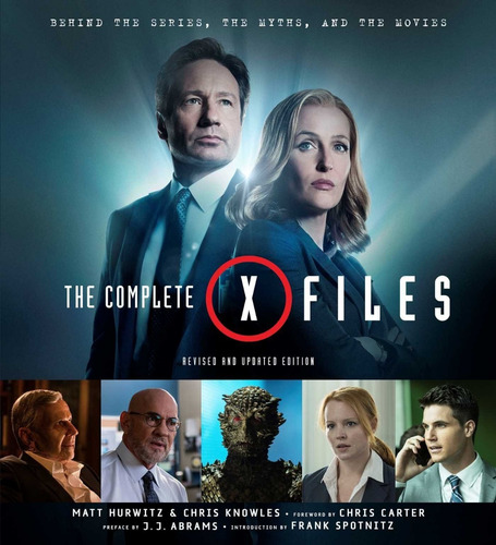 Libro The Complete X Files Revised & Updated / Idioma Ingles