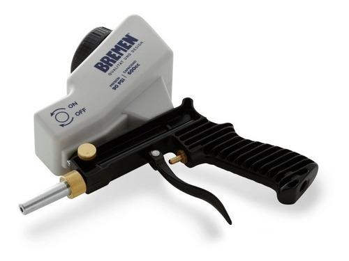 Pistola Arenadora Bremen Gravedad Neumatica 4648cuerpo Metal
