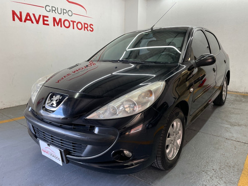 Peugeot 207 Cpmpact Xs 1.9 Diesel 2010 5ptas Negro Iwb