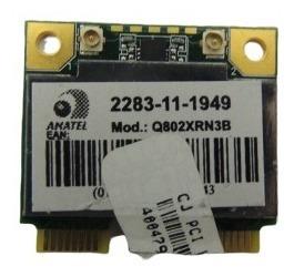 Wireless Q802xrn3b Para Notebook Itautec A7520