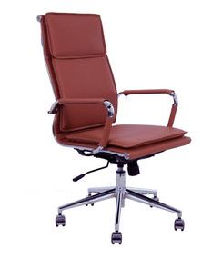 Cadeira Presidente New Madrid Terracota