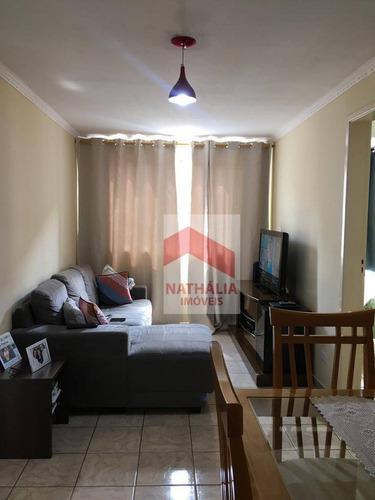 Apartamento Com 2 Dormitórios À Venda, 44 M² Por R$ 150.000,00 - Cidade Parque Brasília - Guarulhos/sp - Ap0615