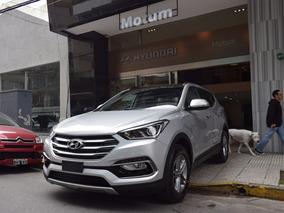 Hyundai Santa Fe 2.4 2017 4wd At Nafta 7 Asientos - 0km