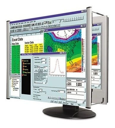 Kantek Maxview Lcd Monitor Lupa De Filtro