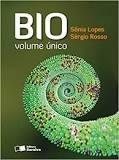 Bio Volume Único - Com Testes De Vestibu Sônia Lopes E Serg