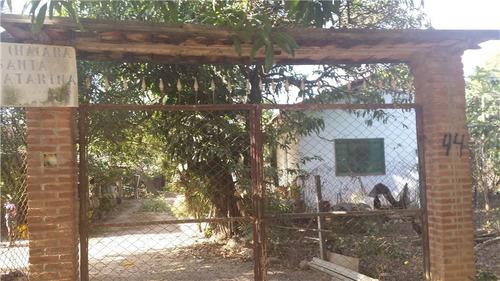 Imagem 1 de 30 de Chácara Residencial À Venda, Bairro Inválido, Cidade Inexistente - Ch0105. - Ch0105