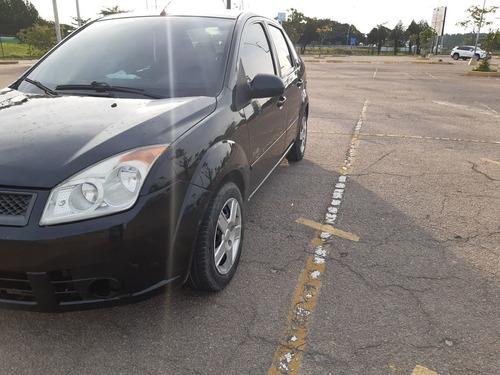 Imagem 1 de 7 de Ford Fiesta 2009 1.6 Fly Flex 5p 102 Hp