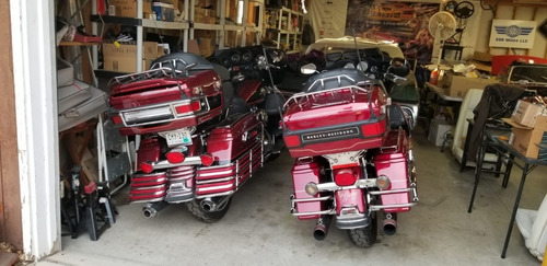Harley Davidson Ultra Classic Electra Glide