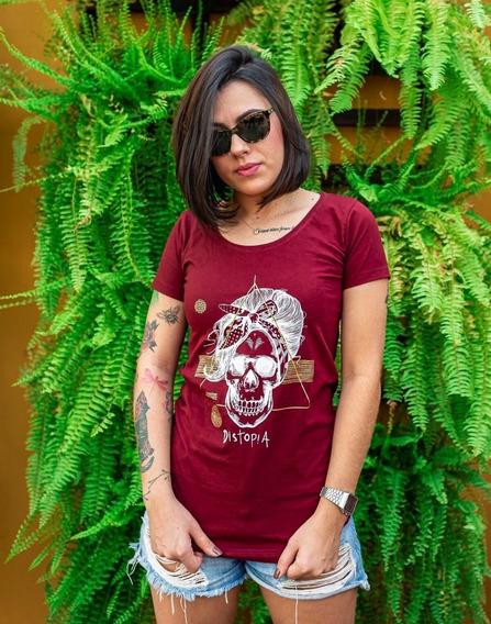 Camiseta Amy - Estampa Exclusiva - Distopia Store