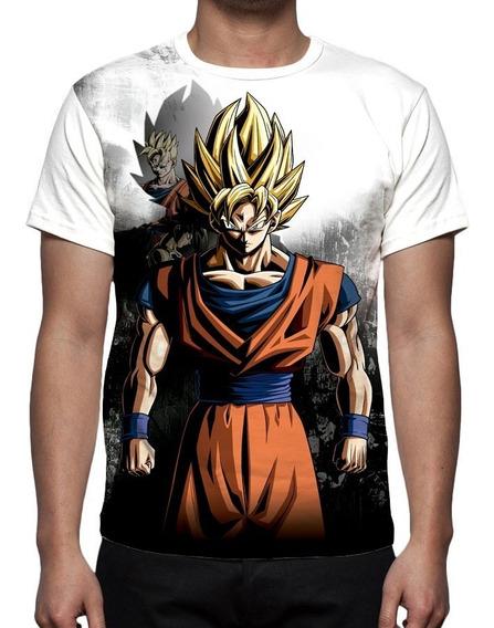 Camiseta Game Dragon Ball Xenoverse 2 - Frente