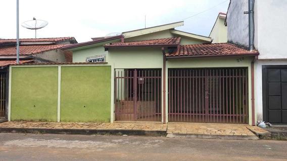 Casa Para Venda No Bairro São Judas Em Borda Da Mata - Ete271