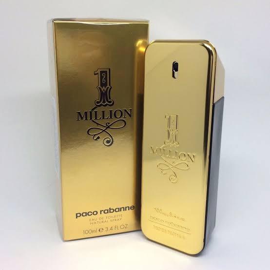 Perfume Paco Rabanne 1 Million Men 100ml Edt