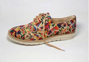 Zapato Dama Casual Choclo Vintage