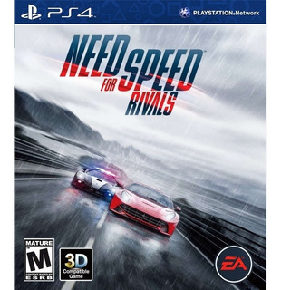 Need For Speed: Rivals Ps4 - Juego Fisico - Prophone