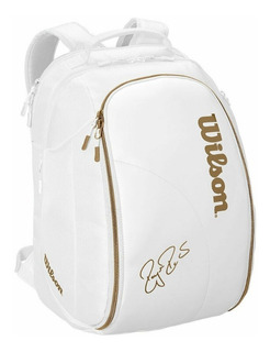 Maleta Federer Dna Backpack Raquetas Wilsoon Mochila