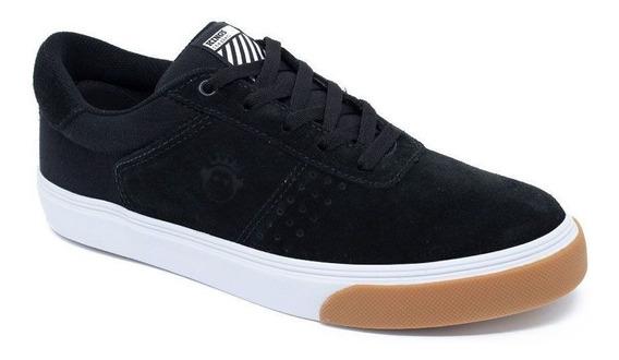 Tenis Kings Sneakers K2002 Camurça Preto Original