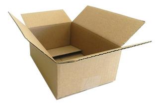 Caixa De Papelão Embalagem Correios Pac 16x11x8 Cm 50 Un