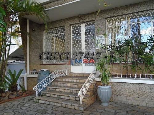 Imagem 1 de 24 de Casa À Venda, 320 M² Por R$ 2.300.000,00 - Pacaembu - São Paulo/sp - Ca1136