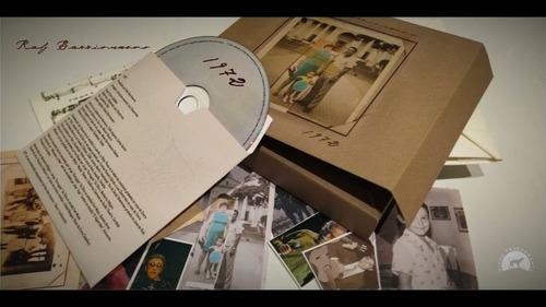 Imagen 1 de 1 de Raly Barrionuevo 1972 Cd Box Nuevo Original 2021