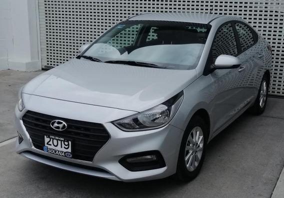 Hyundai Accent 4p Gl Mid L4/1.6 Man