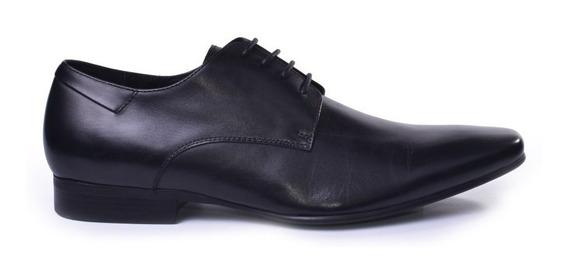 Zapato De Vestir Stork Man - Castor Negro