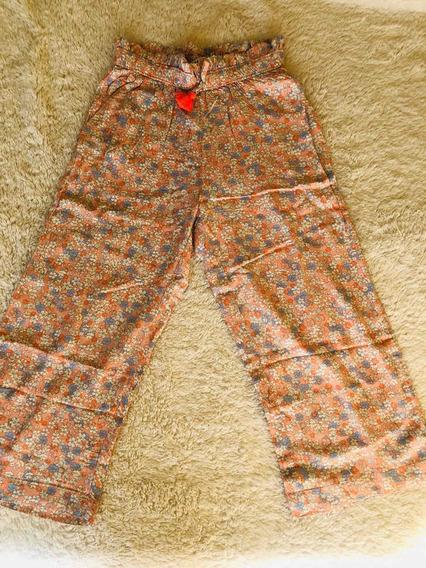 Pantalón Nena H&m Liviano 7-8 Años