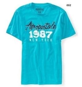 Camiseta Masculina Aeropostale Original Promoção
