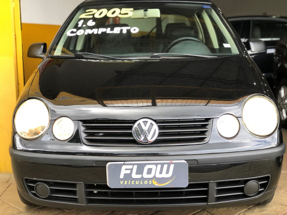 Volkswagen Polo 1.6 Mi Comfortline 8v Gasolina 4p Manual