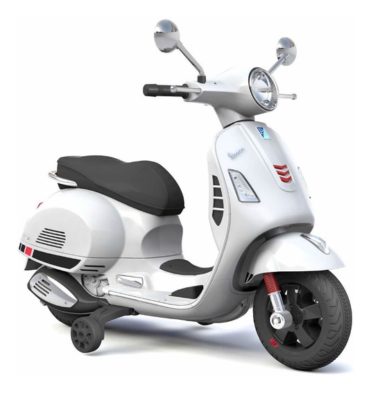 Moto A Batería Juguete Niño Vespa 2ruedas 40kg 12v Love 3008