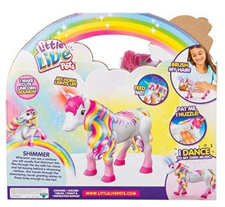 Little Live Pets Shimmer My Dancing Unicorn