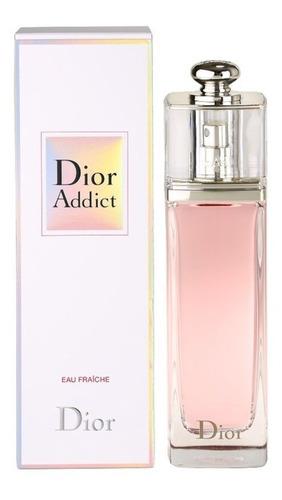 Perfume Importado Dior Addict Eau Fraiche Edt 100ml Original