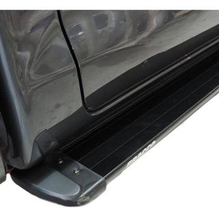 Estribos Aluminio Negro Ram1500 2016+ Original Bracco