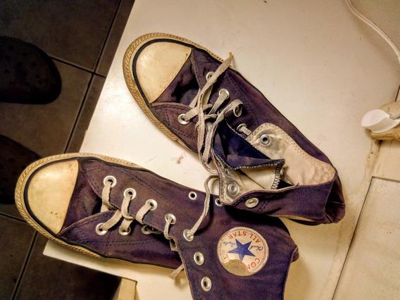 Zapatillas All Star Converse, Importadas Talle 39,5