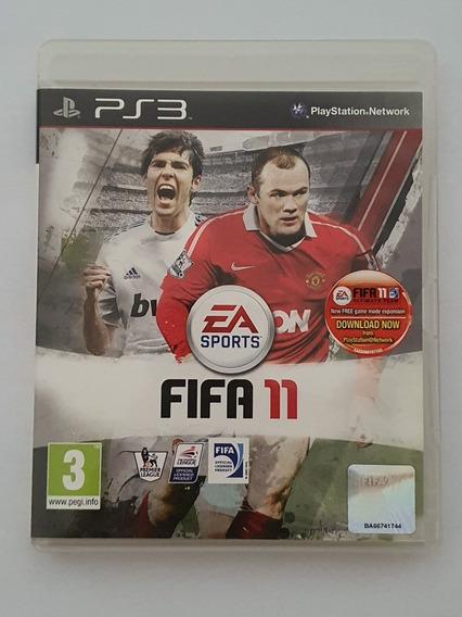 Jogo Ps3 Playstation 3 Fifa 11